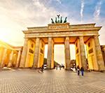 Brandenburger Tor, das Wahrzeichen Berlins